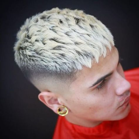 50 Stylish High Fade Haircuts for Men | Men Hairstyles World