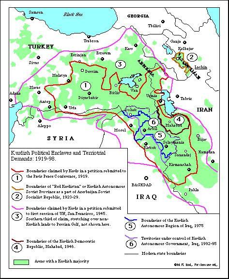 Gulan Adli Kullanicinin Kurdistan Panosundaki Pin