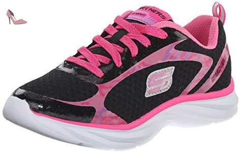 Skechers Pepsters Chaussures Special Sport En Salle Pour Fille