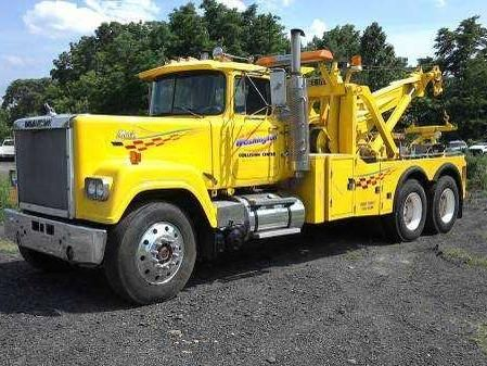 1983 1983 mack superliner 35 ton hydraulic wrecker wunder