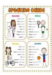 Image result for speaking worksheets pdf | hjj