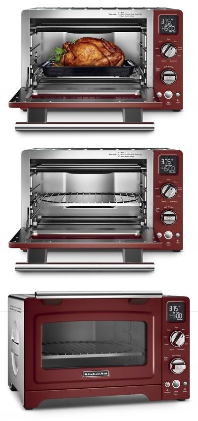Infrared And Convection Ovens 150139 Kitchenaid Digital