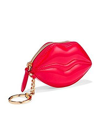 Victoria S Secret Lips Card Pouch Red Lips Review Victoria