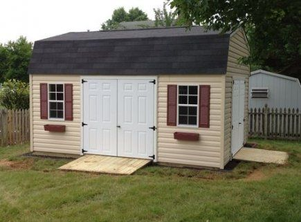 Cute Storage Shed Doors 54 Ideas Storage Shed Shed Doors Storage Shed