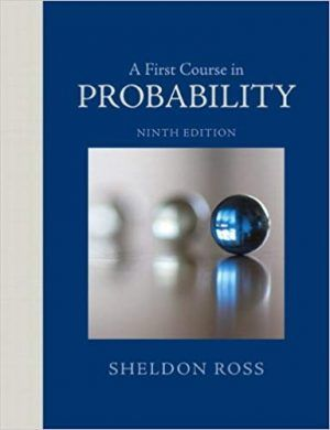 First Course In Probability 9th Edition Ross Solutions Manual Math Methods Probability Mental Math