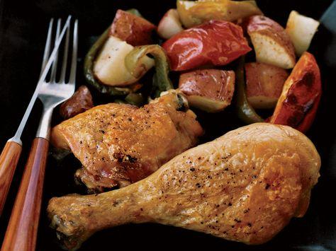 Tunisian Spice Roasted Chicken Recipe In 2018 Stuff To Buy