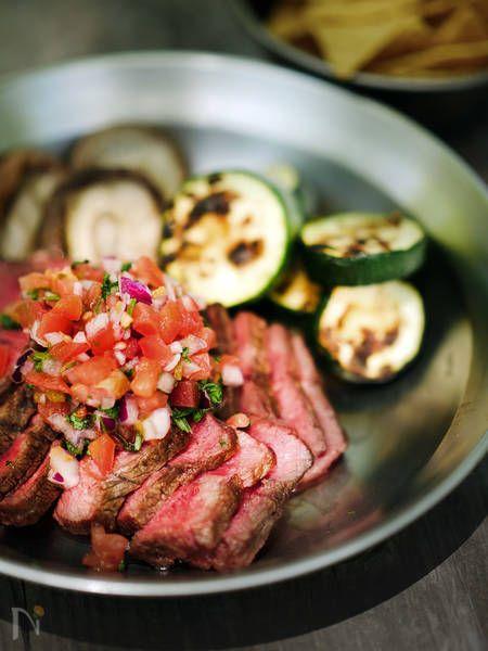 Bbqに使える サルサソース レシピ レシピ 食べ物のアイデア