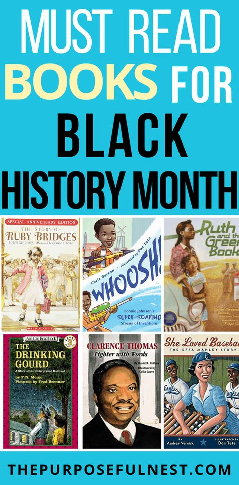 The Best Children's Books for Black History Month