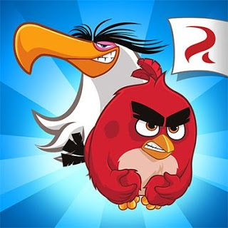 Angry Birds Classic Mod Unlimited Boosters Angry Birds