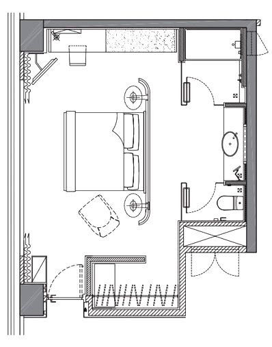 15 Loft Room Ideas That Will Give You Extra Floor Space 2021 Archiparti International Limited Hotel Floor Plan Hotel Room Plan Hotel Room Design