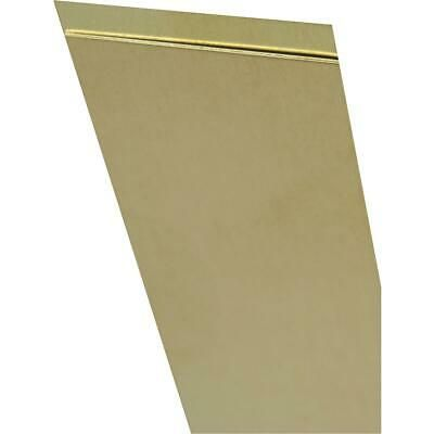 K S 4 In X 10 In X 005 In Brass Sheet Stock 250 Pack Of 6 In 2020 Stainless Steel Rod Brass Copper Sheets