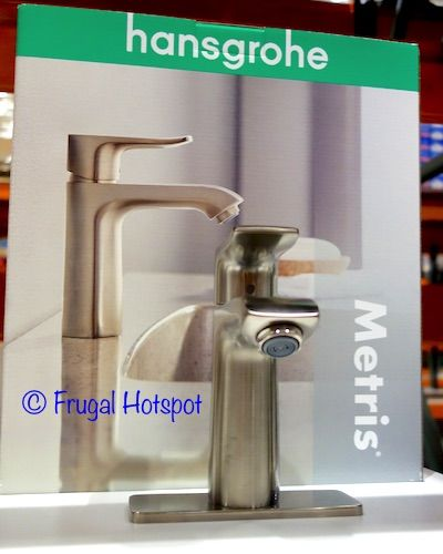 Hansgrohe Metris Single Hole Faucet. #Costco #FrugalHotspot | Bathroom |  Pinterest | Costco, Faucet And Hardware