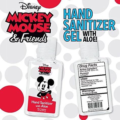 Camping Hygiene Hand Sanitizer Citrus Scent Sanitizer