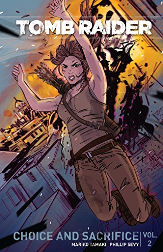 Download Pdf Tomb Raider Volume 2 2017 Free Epub Mobi Ebooks