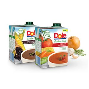 Enter for a chance to win five varieties from Dole's new Garden Soup line! Approx. retail value: $17.45