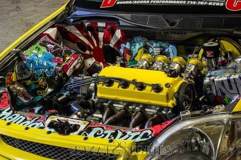 Auto | Pinterest | Engine, Honda And Sticker Bomb