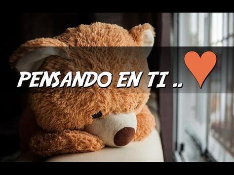 HOY SABRÁS CUÁNTO TE AMO ♥♥ La Declaración de AMOR mas Hermosa del Mundo - YouTube