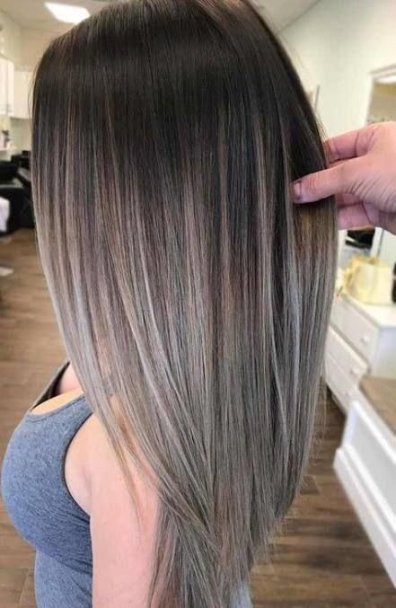 10 Cool Ideas Of Coffee Brown Hair Color In 2020 Ash Hair Color