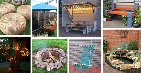 42 Best DIY Backyard Projects (Ideas and Designs) for 2019