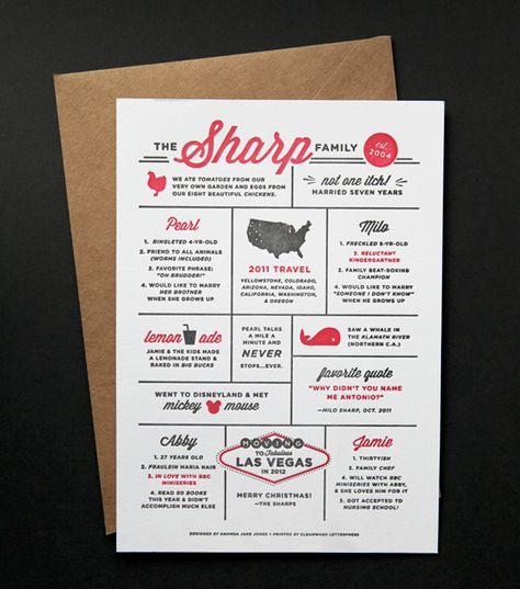 Modern Christmas Newsletter Em For Marvelous Christmas Newsletter Christmas Lettering Christmas Cards