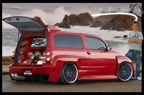 Image Result For Custom Chevy Hhr Parts Only Chevy Hhr Chevy Bmw Car