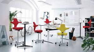Image Result For Hag Capisco Sit Stand Desk Workspace Design Sleek Office Design