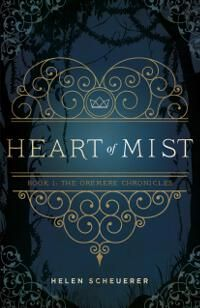 Heart of Mist designed by Alissa Dinallo | TLC: Lovely use of images, great typography, all well-integrated. Nice series treatment as well. We do wish the colors popped more. ★