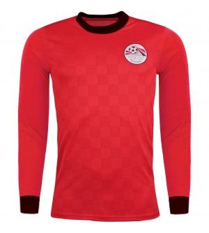 2018 Egypt World Cup Home Ls Jersey L462 World Cup Jerseys France World Cup Jersey Wholesale Shirts