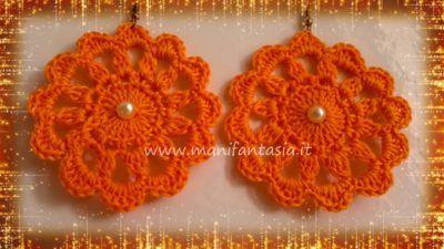 List Of Pinterest Orecchini Uncinetto Schemi Crochet Pictures