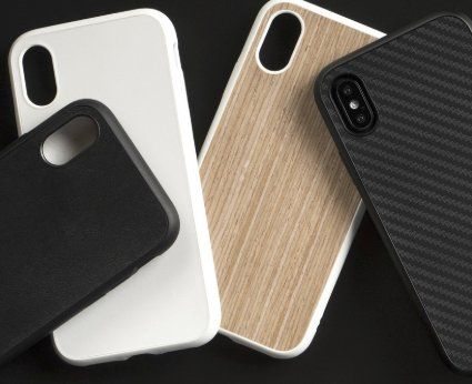 Iphone X And Rhinoshield Protection Set Worth 929 00 Can Be Yours The Rhinoshield Solidsuit Is A Stellar Case For Your Ip Iphone Free Iphone Protective Cases