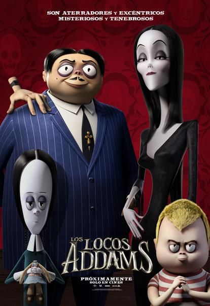 Adams Family Familia Adams Addams Family Movie Family Movie Poster Addams Family Poster