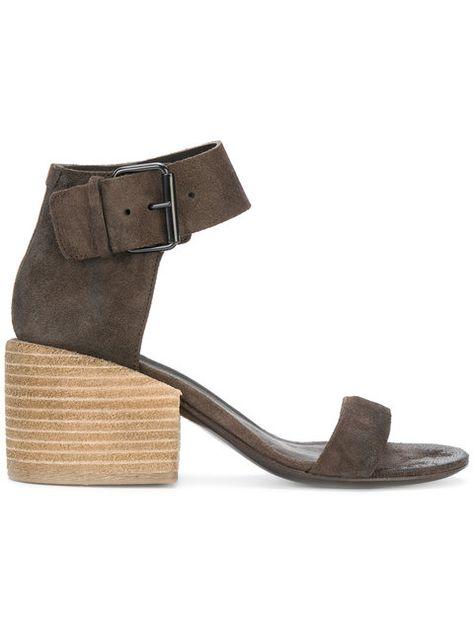 Marsèll Buckle Ankle Strap Sandals | Ankle strap sandals