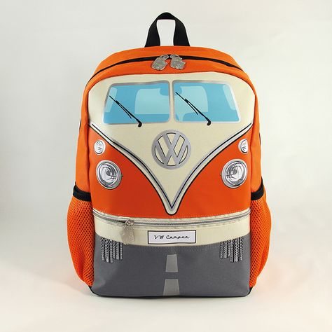 7f449a66d5 VW T1 Bus Backpack Small - Orange