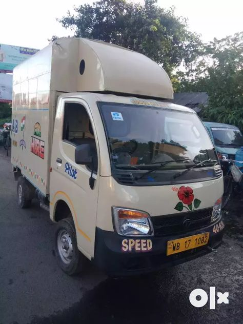 Tata Ace Contenar 2017 Commercial Vehicle Recreational Vehicles Cars For Sale