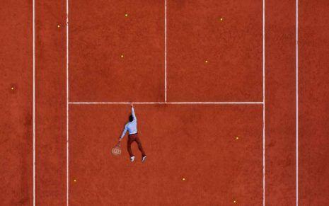 Tennis Court Hd Wallpaper Court Pictures Netball Tennis Court