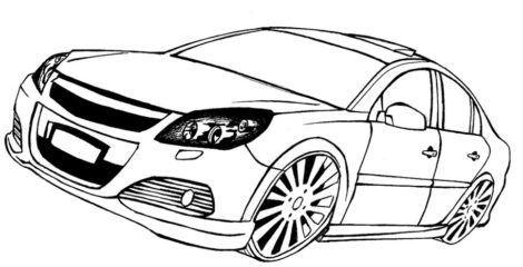 Desenhos Para Colorir De Carros Para Meninos Carros Para Colorir