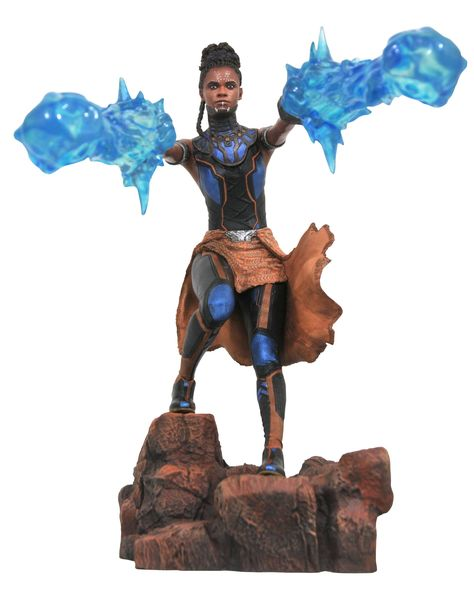 Marvel Gallery Black Panther Movie Shuri PVC Figure