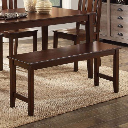 37++ Dining table set with bench walmart Ideas