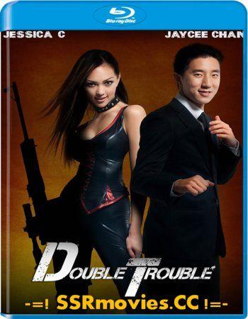 DoubleTrouble (2012) #DualAudio Hindi #480p BluRay #300MB
