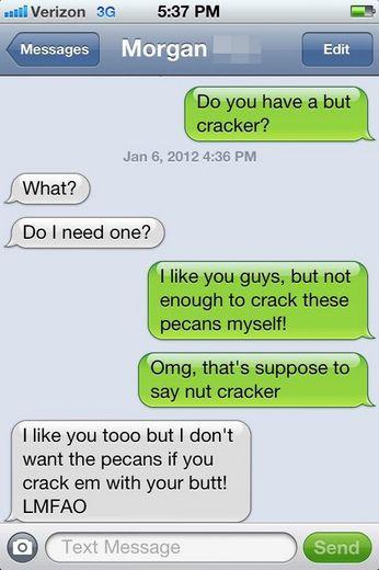 Butt Cracker
