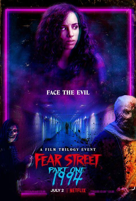 New Release Review [Netflix] - FEAR STREET PART ONE: 1994
