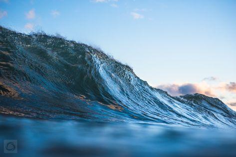 Anticipation // Ocean Photography