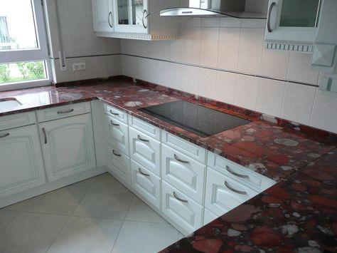 Marinace Rosso - Granit    wwwgranit-arbeitsplatten - küchenarbeitsplatten granit preise