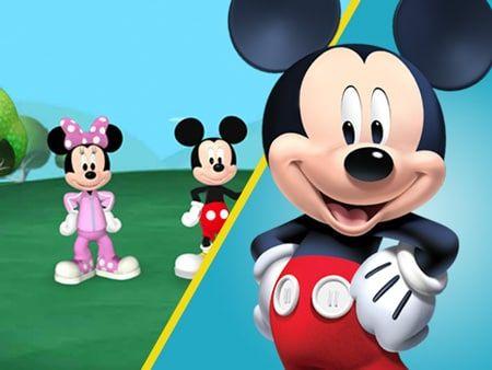 Mickey S Mousekersize Disney Lol Disney Junior Games Mickey Mouse Clubhouse Games Disney Games Online