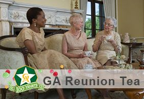 Do you remember Girls Auxiliary? Here is a party plan for GAs who are 70+ years old to share memories! #GA