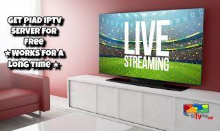 IPTV SERVERS IPTV LINKS FOR FREE M3U PLAYLIST 04-09-2018 ☆Daily