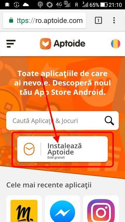 Android App se intalne? te gratuit