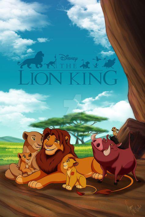 The Lion King - Family by JR-Julia on DeviantArt