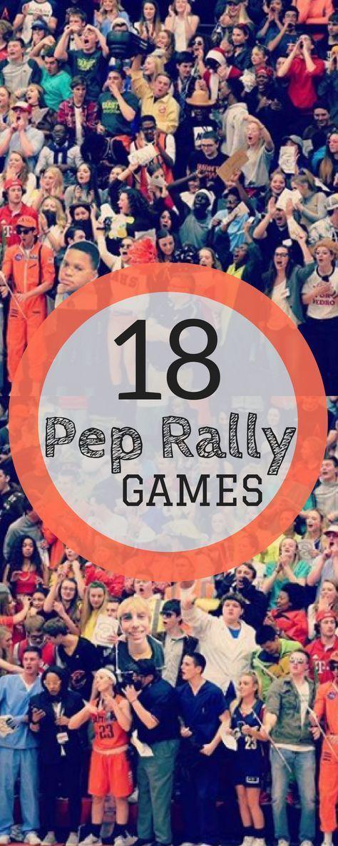 Pep Rally Ideas For Cheerleading Squads High School Pep Rallies Crowd Involvement Team Spirit 12 Themes School Spirit Ideas Pep Rally Rally Idea Pep Rally