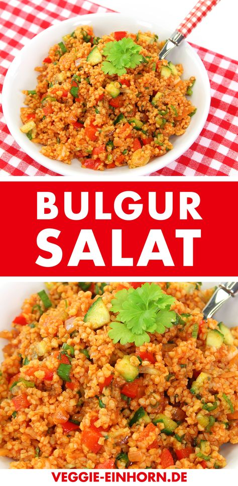 Fast Bulgur Salad ▶ Super tasty ▶ -  Fast Turkish Bulgur Salad: The recipe is super tasty and super easy. The bulgur salad is seasoned w - #bulgur #EatinHealthy #Fast #HealtySaladRecipes #HealtyVegetableRecipes #HealtyVegetarianRecipes #HomemdeRecipe #IndiaVegetarianRecipes #LowClorieMeals #salad #super #tasty #VegetrianDiets